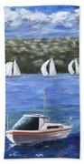 Darling Harbor Beach Towel