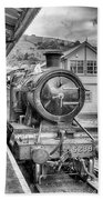 Dart Valley Railway Beach Towel