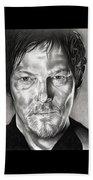 Daryl Dixon - The Walking Dead Beach Towel
