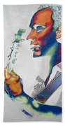 Dave Matthews Beach Towel