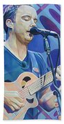 Dave Matthews Pop-op Series Beach Towel
