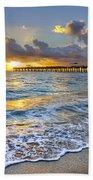 Dawn Lace Beach Towel