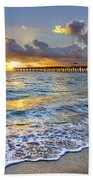Dawn Lace Beach Towel