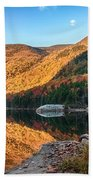 Dawn Over Kinsman Notch Beach Towel