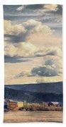 Dawson City Beach Towel