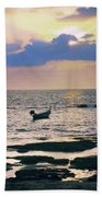 Day's End Beach Towel