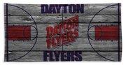 Dayton Flyers Beach Towel