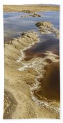 Dead Sea Landscape Beach Towel