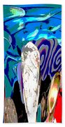 Dean Abstract Beach Towel