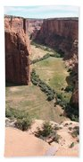 Deep Canyon De Chelly Beach Towel