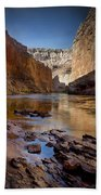 Deep Inside The Grand Canyon Beach Towel