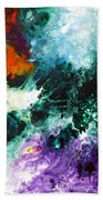 Deep Space Canvas Two Beach Towel