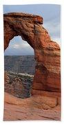 Delicate Arch - Arches National Park - Utah Beach Sheet