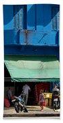 Delivery Boy - Sao Paiulo Beach Towel