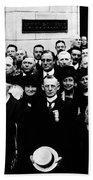 Democractic Delegates, 1920 Beach Sheet