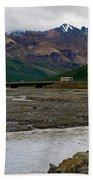 Denali National Park 4 Beach Towel