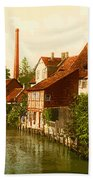 Der Gross Venedig-hildesheim-hanover -germany -  Between 1890 An Beach Towel