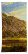 Derwent Water Cumberland Beach Towel