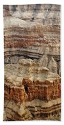 Desert Layers Beach Towel