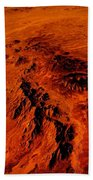 Desert Of Arizona Beach Towel