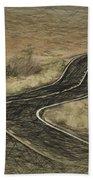 Desert Road Beach Sheet