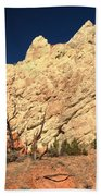 Desert Salad Beach Towel