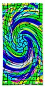 Designer Phone Case Art Colorful Rich Bold Abstracts Cell Phone Covers Carole Spandau Cbs Art 137   Beach Towel