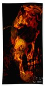 Devil Within Beach Towel