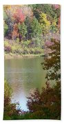 Devils Bathtub Beach Towel
