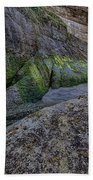 Devil's Punchbowl Trail Beach Towel