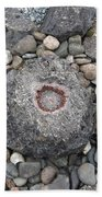 Devon Dartington Hall Stones Beach Towel