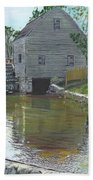 Dexter's Grist Mill - Cape Cod Beach Towel