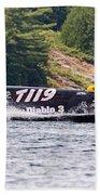 Diablo 3 Speedboat Beach Towel