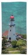 Diamondhead Lighthouse Beach Towel