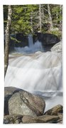 Dianas Bath - North Conway New Hampshire Usa Beach Towel