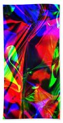 Digital Art-a11 Beach Towel