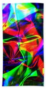 Digital Art-a14 Beach Towel
