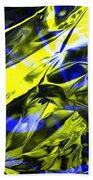 Digital Art-a17 Beach Towel