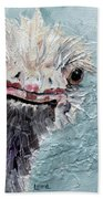 Dimples - An Ostrich Beach Towel