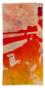 Dirty Harry - 4 Beach Towel