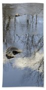 Discord Beach Towel