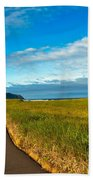 Discovery Trail Beach Towel by Robert Bales