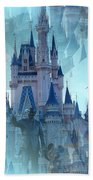 Disney Dreams Beach Towel
