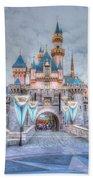 Disney Magic Beach Towel