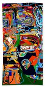 Divinely Blessed Marital Harmony 27 Beach Towel