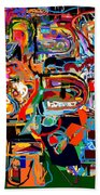 Divinely Blessed Marital Harmony 29 Beach Towel