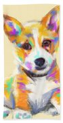 Dog Jerry Beach Towel