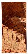 Doll House Anasazi Ruin Beach Towel