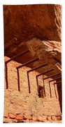 Doll House Anasazi Ruin Beach Sheet