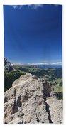 Dolomiti - Alta Val Gardena Beach Towel